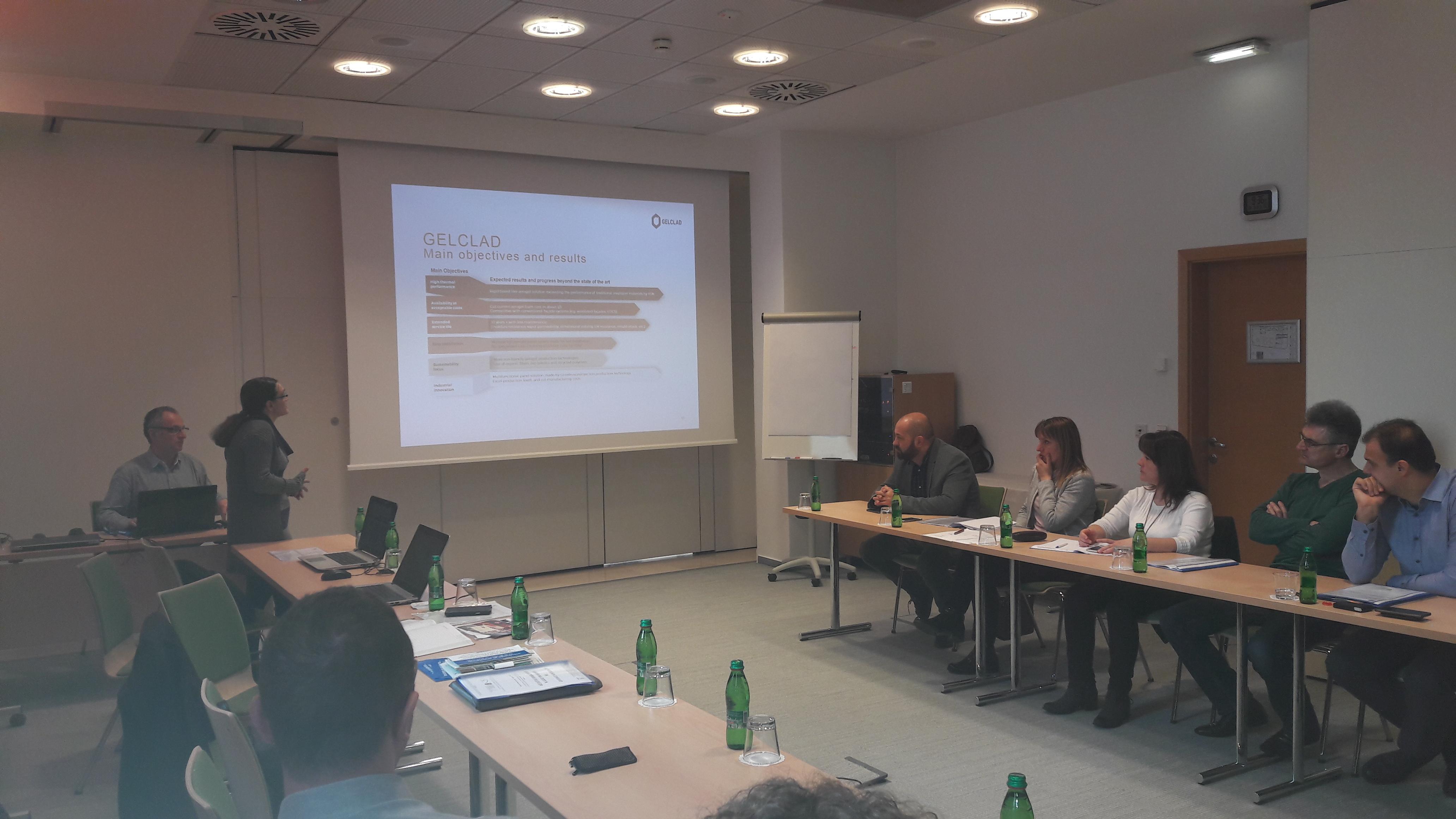 Slovenski gradbeni grozd mednarodno sodelovanje