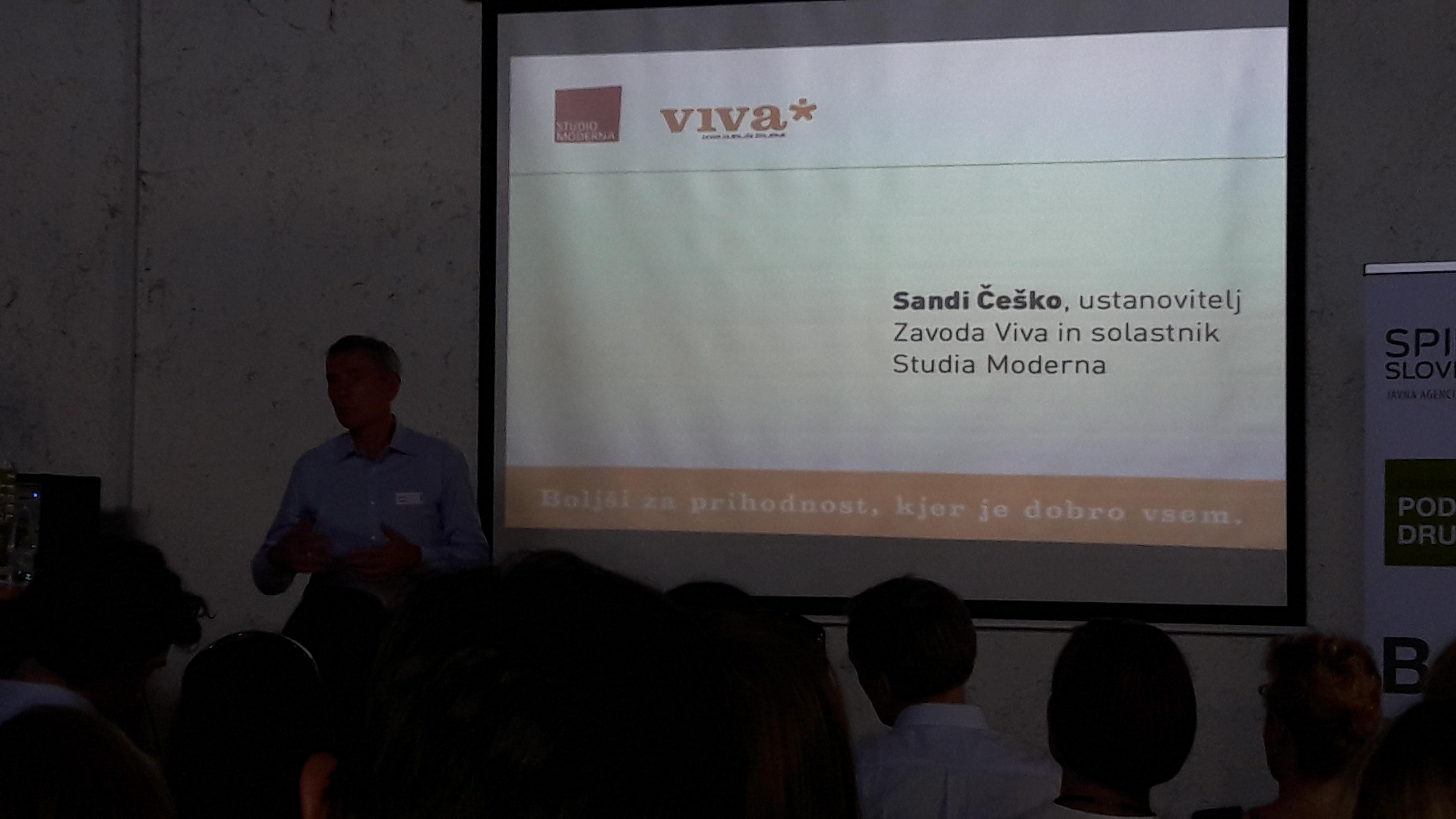 Vzpostavljanje trajnostnih poslovnih modelov v praksi - Sandi Češko